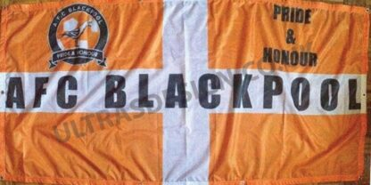 AFC-Blackpool-football-flag