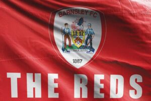 Barnsley FC Flag The Reds