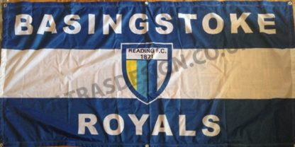 Basingstoke-Royals-Reading-FC-football-flag