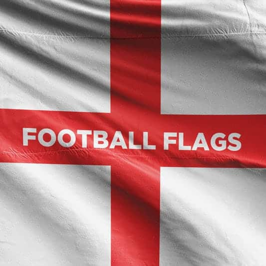football flags delivery