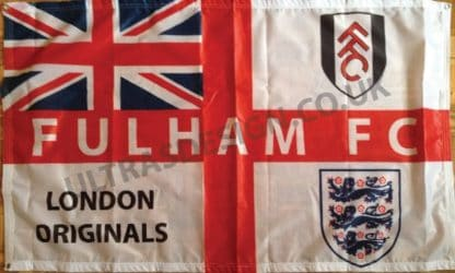 Fulham-FC-London-Originals-football-flag