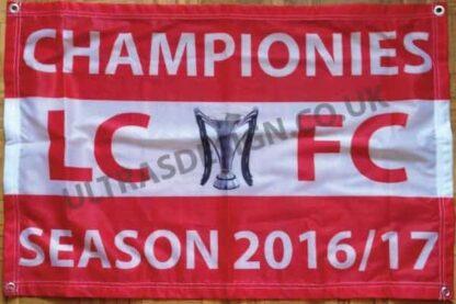 Lincoln-City-FC-football-flag