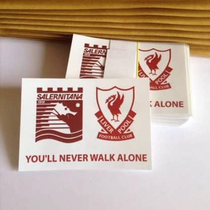 Liverpool FC Salernitana You will never walk alone