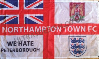 Northampton-Town-FC-football-flag