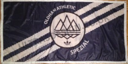 Oldham-Athletic-FC-Spezial-football-flag