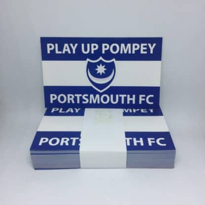 Portsmouth FC Play up Pompey Stickers