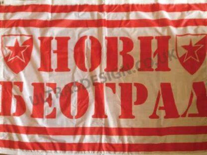 Red-Star-FC-football-flag