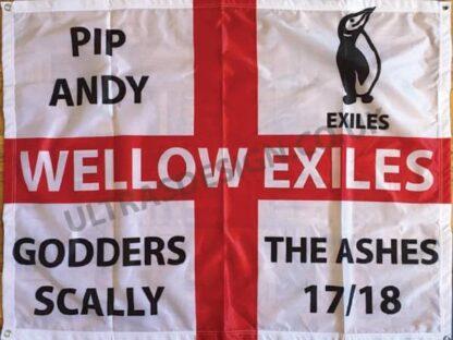 Wellow-Exiles-football-flag