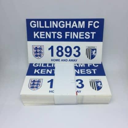 Gillingham FC Kents Finest Stickers