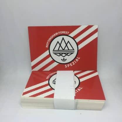 Nottingham Forest FC Spezial Stickers