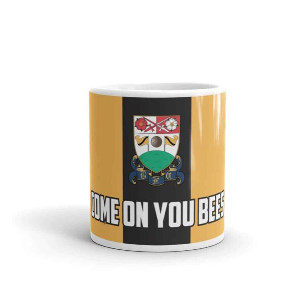 Come on You Bees: Barnet FC Mug