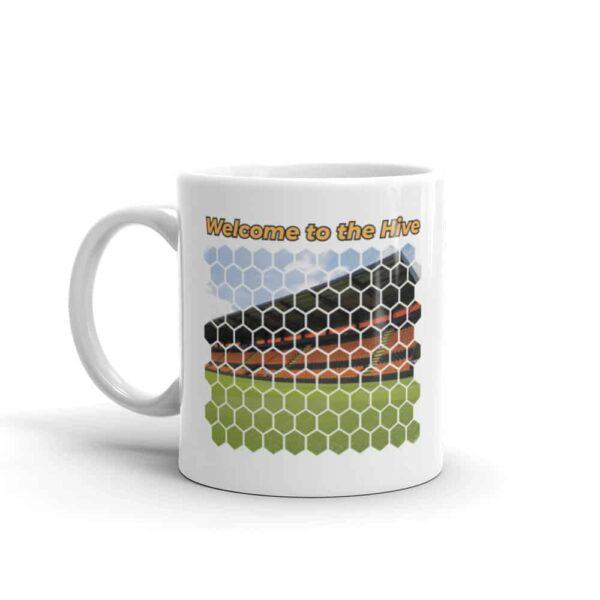 Welcome to the Hive: Barnet FC Mug