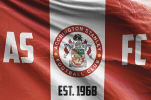ASFC Est. 1968: Accrington Stanley FC Flag