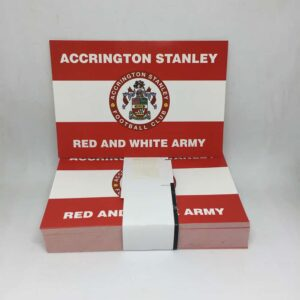 Red and White Army: Accrington Stanley FC Stickers