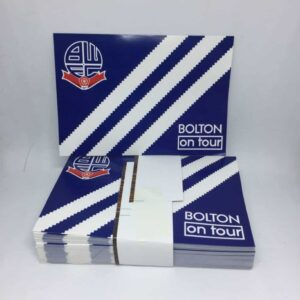 Bolton On Tour: Bolton Wanderers FC Stickers