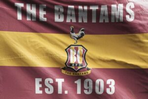 The Bantams Est. 1903: Bradford City AFC Flag