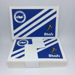 BHAFC: Brighton & Hove Albion FC Stickers