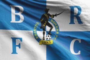 BRFC 1883: Bristol Rovers FC Flag