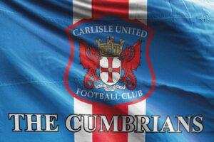 The Cumbrians: Carlisle United FC Flag