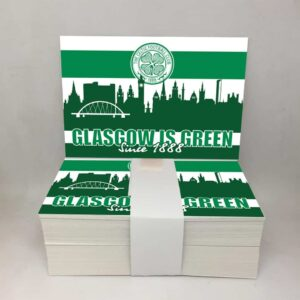 Glasgow Is Green: Celtic FC Stickers