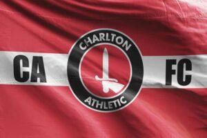 CAFC: Charlton Athletic FC Flag