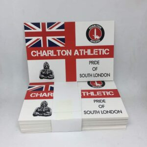 Pride of South London: Charlton Athletic FC Stickers
