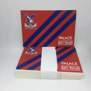 Palace on Tour: Crystal Palace FC Stickers