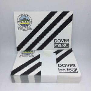 Dover Athletic FC On Tour Stickers