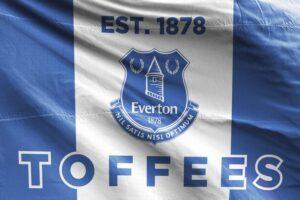 Toffees EST. 1878: Everton FC Flag