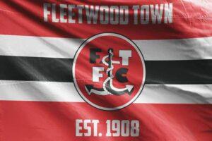 EST. 1908 Fleetwood Town FC Flag