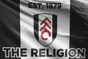 The Religion: Fulham FC Flag