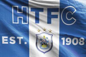 HTFC: Huddersfield Town FC Flag