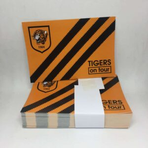 Tigers on Tour: Hull City AFC Stickers