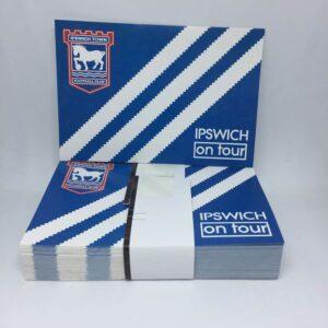 Ipswich on Tour: Ipswich Town FC Stickers