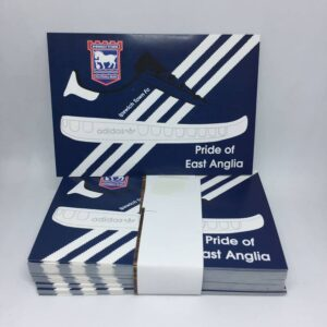 Pride of East Anglia: Ipswich Town FC Stickers