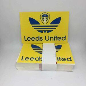 Leeds United FC Stickers