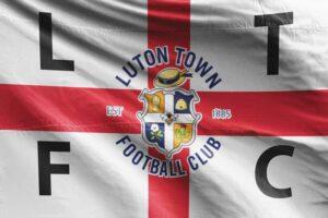 LTFC: Luton Town FC Flag