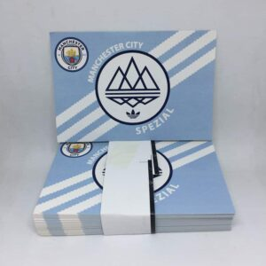 Manchester City FC Spezial Stickers