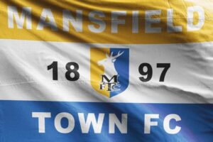 1897 Mansfield Town FC Flag