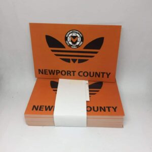 Newport County AFC Stickers