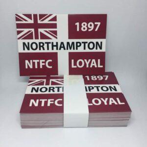 NTFC Loyal: Northampton Town FC Stickers
