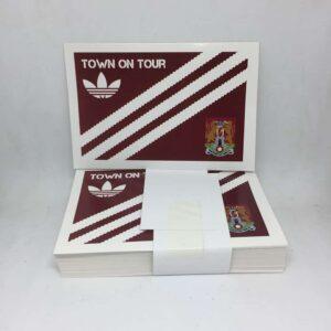 Town On Tour: Northampton Town FC Stickers