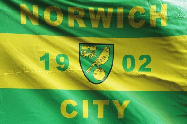 1902 Norwich City FC Flag