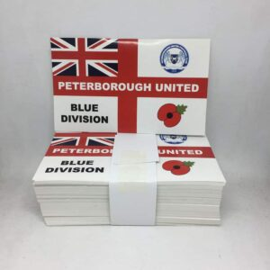 Blue Division: Peterborough United FC Stickers