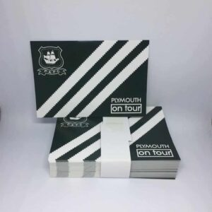 Plymouth On Tour: Plymouth Argyle FC Stickers