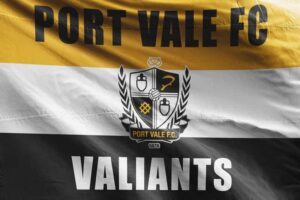Valiants: Port Vale FC Flag