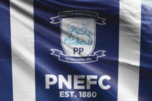 PNEFC: Preston North End FC Flag