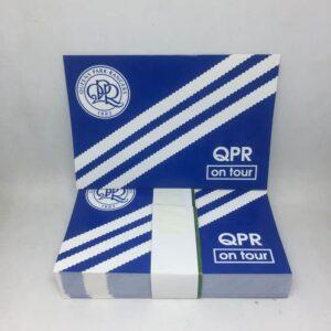 QPR on Tour: Queens Park Rangers FC Stickers