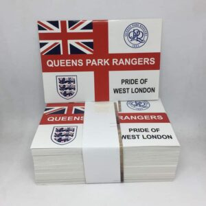Pride of West London: Queens Park Rangers FC Stickers