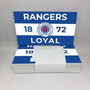 Rangers 1872 Loyal: Rangers FC Stickers